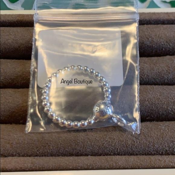 Pandora Jewelry - Pandora Beaded O Pendant